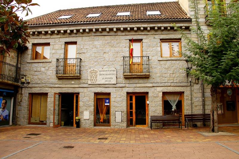 Centro del Mayor La Posada (Galapagar)