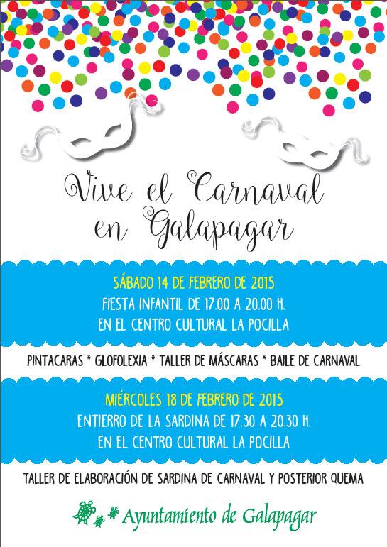 Carnaval Galapagar 2015