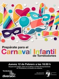 Carnaval Infantil de Torrelodones 2015