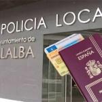 DNI y pasaporte en Policía Local de Collado Villalba