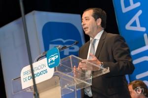 Javier Laorden, presidente del PP de Torrelodones (Foto: juanangelTC.com)