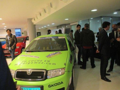 Nuevas instalaciones Skoda de Grupo Motor Gómez en Collado Villalba