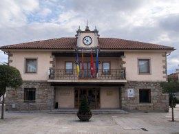 Fachada Ayuntamiento de Torrelodones (Autor: Paconi - Bajo licencia CC BY 3.0)