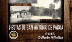 Fiestas de San Antonio de Padua en Collado Villalba - 2015