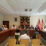 Rueda de Prensa presentación nuevo Equipo de Gobierno de Galapagar
