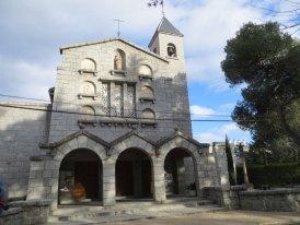 Parroquia San Ignacio de Loyola, Torrelodones (Foto: SanIgnacioTorrelodones.es)