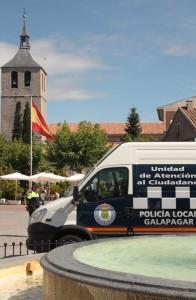 Policia-Galapagar