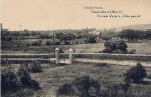 Postal Colonia Vergara. Vista parcial. (Imagen: www.todocoleccion.net)
