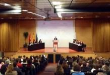 Final de la III Edición del Torneo Intermunicipal de Debate Escolar de la Universidad Francisco de Vitoria