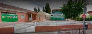 C.E.I.P. Antonio Machado (Collado Villalba) - (Imagen: captura Google Street)