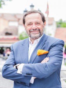 Santiago San Martín, portavoz de Ciudadanos Torrelodones