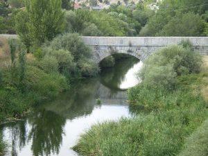 Río Guadarrama - Puente Nuevo - Autor: Esetena - 2007 - Under Creative Commons Attribution-Share Alike 3.0 Unported license