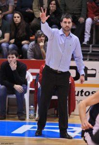 Luis Arbalejo, nuevo director deportivo de Baloncesto Torrelodones