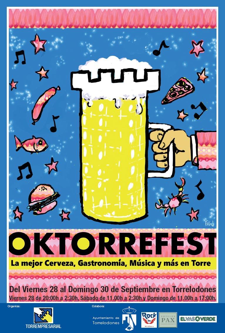 Este Viernes En Torrelodones Comienza La Gran Fiesta De La Cerveza
