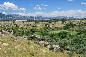 Foto Río Manzanares - Autor: Ignacio Pérez Anguio - Fuente: https://www.panoramio.com/photo/82277541