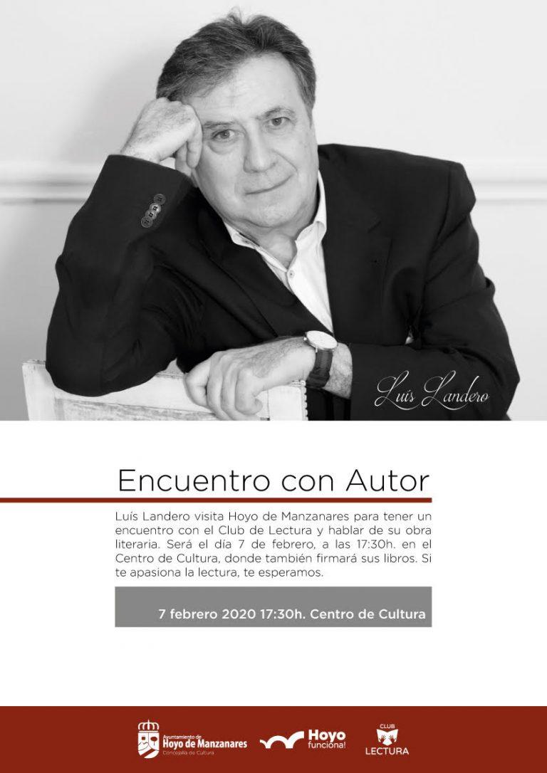 El Escritor Luis Landero Visitará Hoyo De Manzanares Este Viernes Torrelodones Info