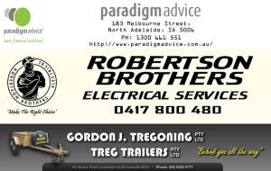 paradigm advice robertson electrical tregs trailers slide