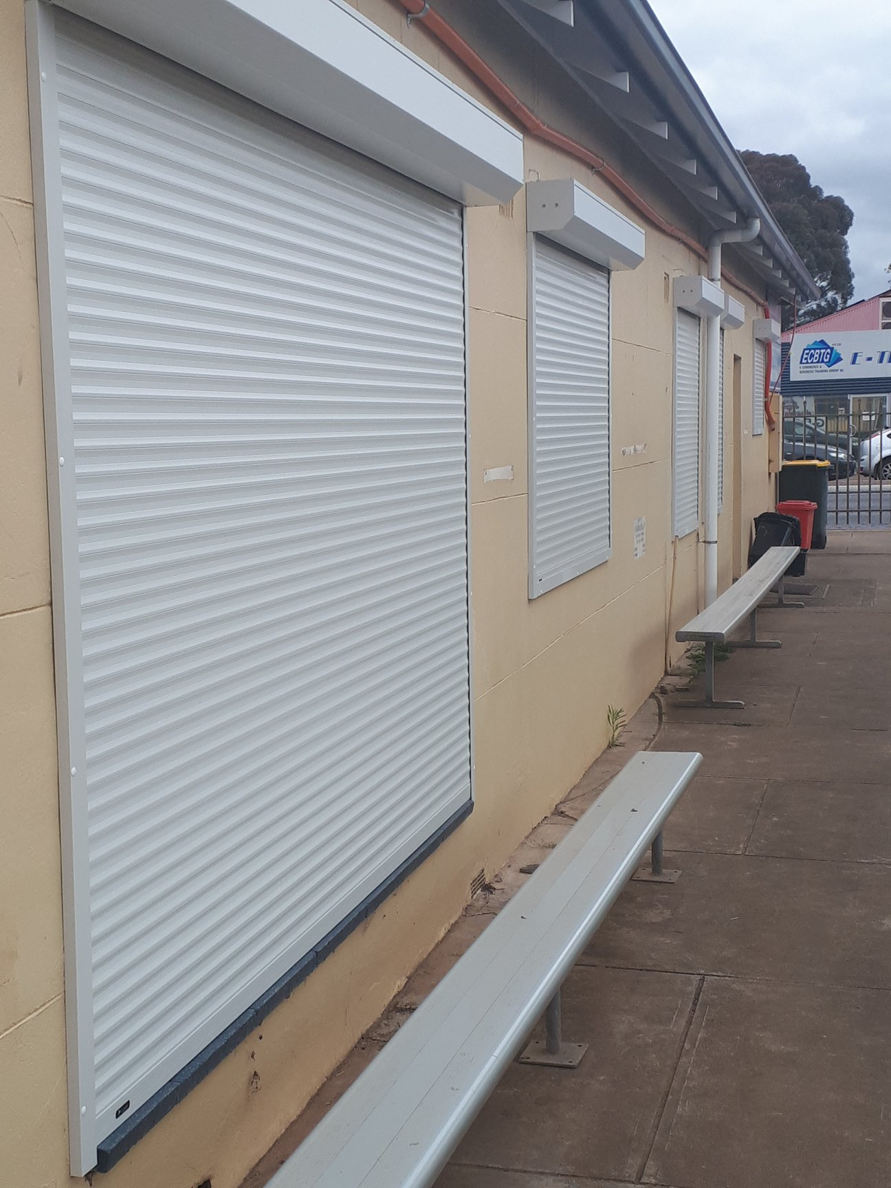181129 New auto roller shutters