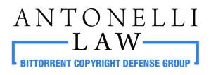 Antonelli Law - Nationwide BitTorrent Copyright Infringement Defense