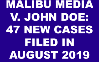 Malibu Media v. John Doe Lawsuit