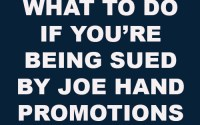 Joe Hand Promotions