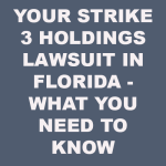 Strike 3 Holdings lawsuit