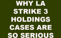 LA Strike 3 Holdings