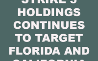 Strike 3 Holdings cases in Florida and California