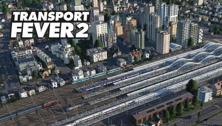 Transport Fever 2 Mac OS X Game Torrent 2021 Free Download
