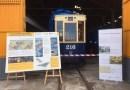 FGV permite solicitar visitas guiadas al Taller de Historia Ferroviaria de Torrent