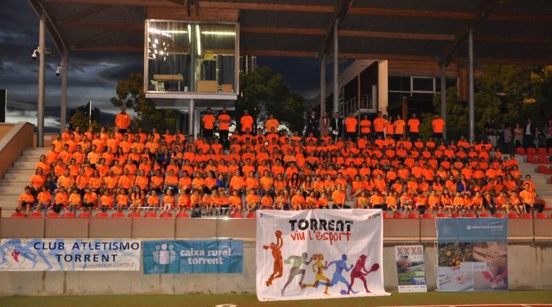 El Club de Atletismo Torrent presenta la temporada 2017/2018