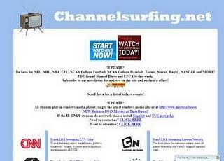 channelsurfing