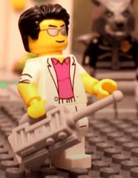Dubtown Lego