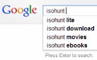 google-isohunt