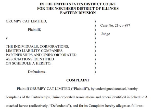 grumpy case