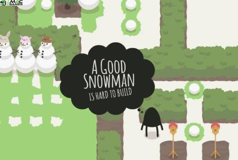 A Good Snowman Is Hard To Build Free Download