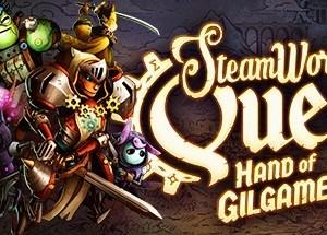 Steamworld Quest Hand of Gilgamech game'