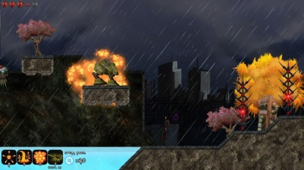 A Valley Without Wind MAC Game