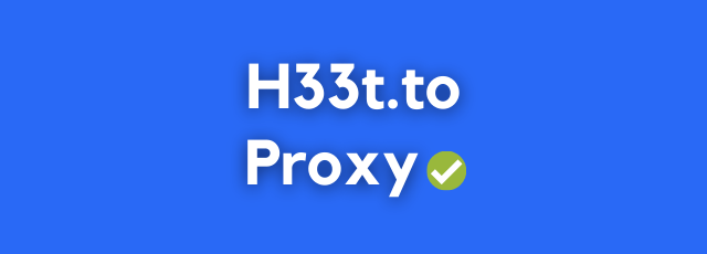 h33t.to proxy
