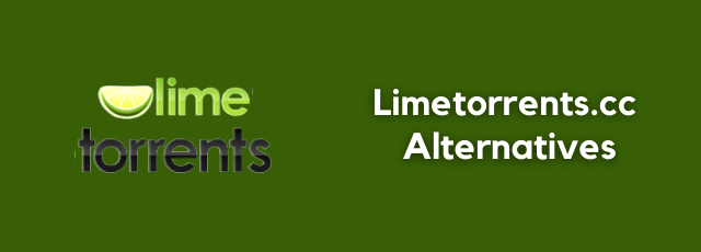 Limetorrents.cc Alternatives