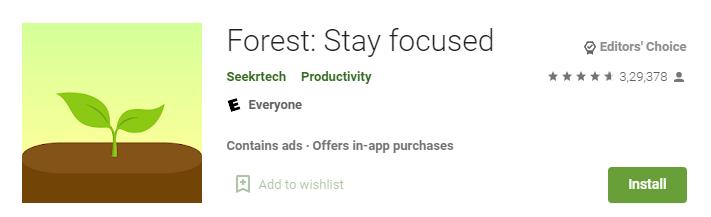 screenshot-Forest