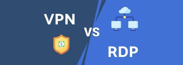 VPN vs RDP