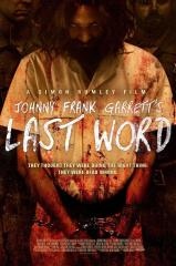 As Últimas Palavras de Johnny Frank Garrett Thumb