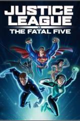 Liga da Justiça: Os Cinco Fatais Thumb