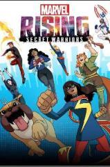 Marvel Rising: Guerreiros Secretos Thumb