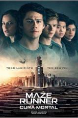 Maze Runner: A Cura Mortal Thumb
