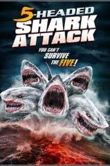 O Ataque do Tubarão de 5 Cabeças Thumb
