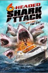 O Ataque do Tubarão de 6 Cabeças Thumb