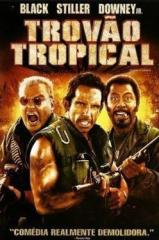 Trovão Tropical: Versão de Cinema Thumb