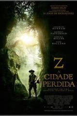 Z: A Cidade Perdida Thumb